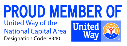 RW United Way logo w code
