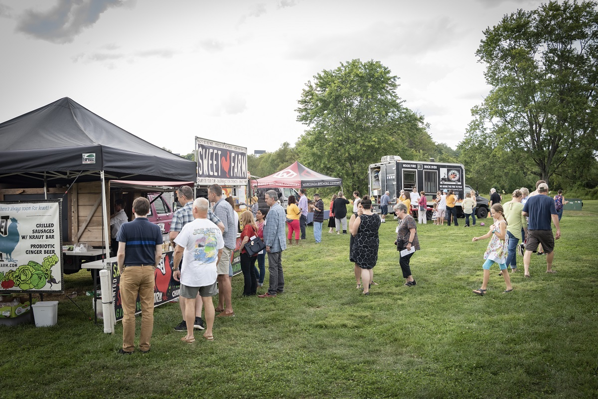 Food Trucks and Waredaca Brewing Company
