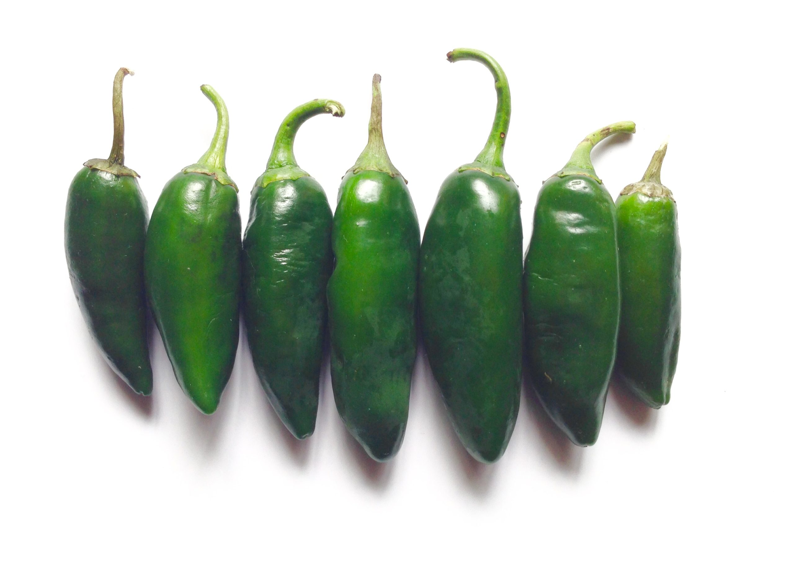 Photo: Jalapeno peppers.